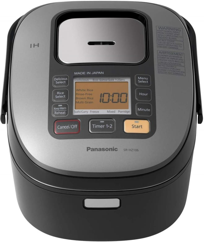 Panasonic 5 Cup Japanese Rice Cooker
